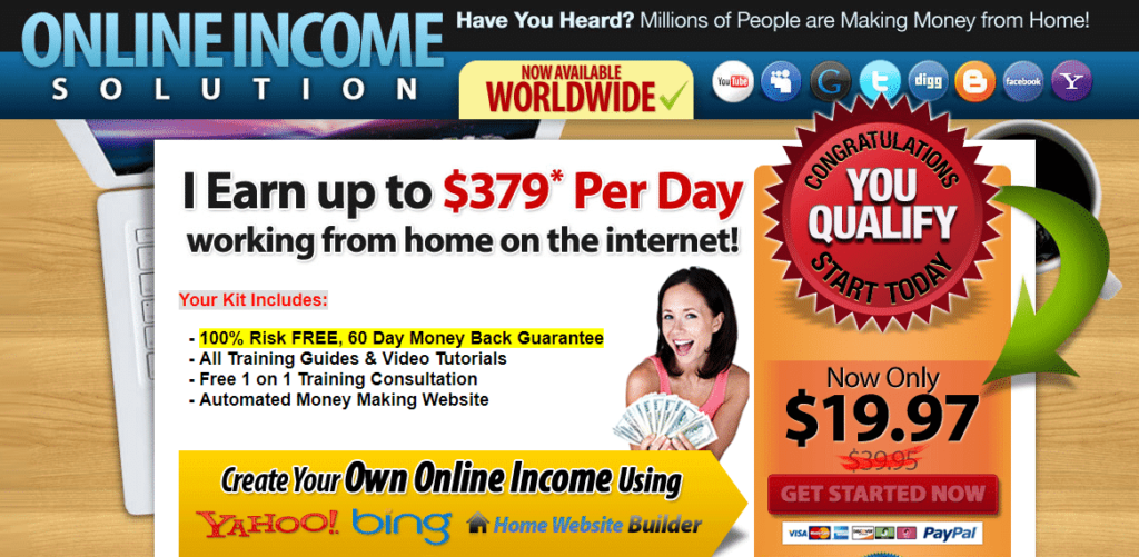 Online Income Solutions Review