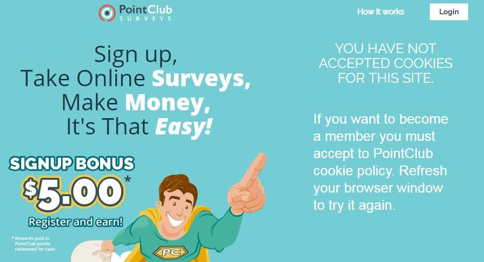 Is Pointclub a scam