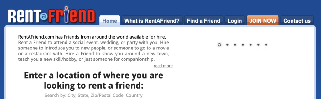 Rent A Friend Review