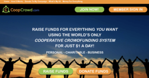 Cooperative Crowd Funding Review