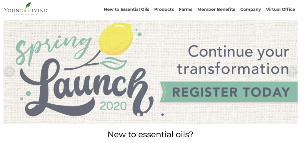 Young Living Review